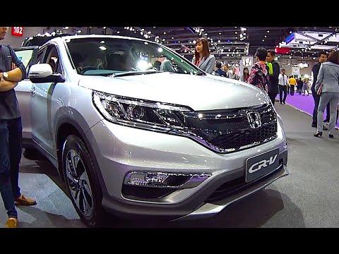 Honda CRV TOP model, 2015, 2016, 2017 video - YouTube