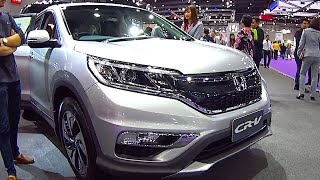 Honda CRV TOP model, 2015, 2016, 2017 video(Honda CRV 2016, Honda CRV 2015, Honda CRV, new Honda CRV, video review. There is no wonder this CR-V 2015, 2016 is a top seller and gets rave ..., 2015-08-05T13:11:28.000Z)