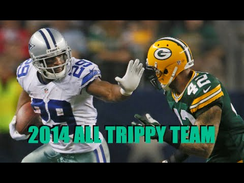 2014 NFL All Trippy Team - The Football Season