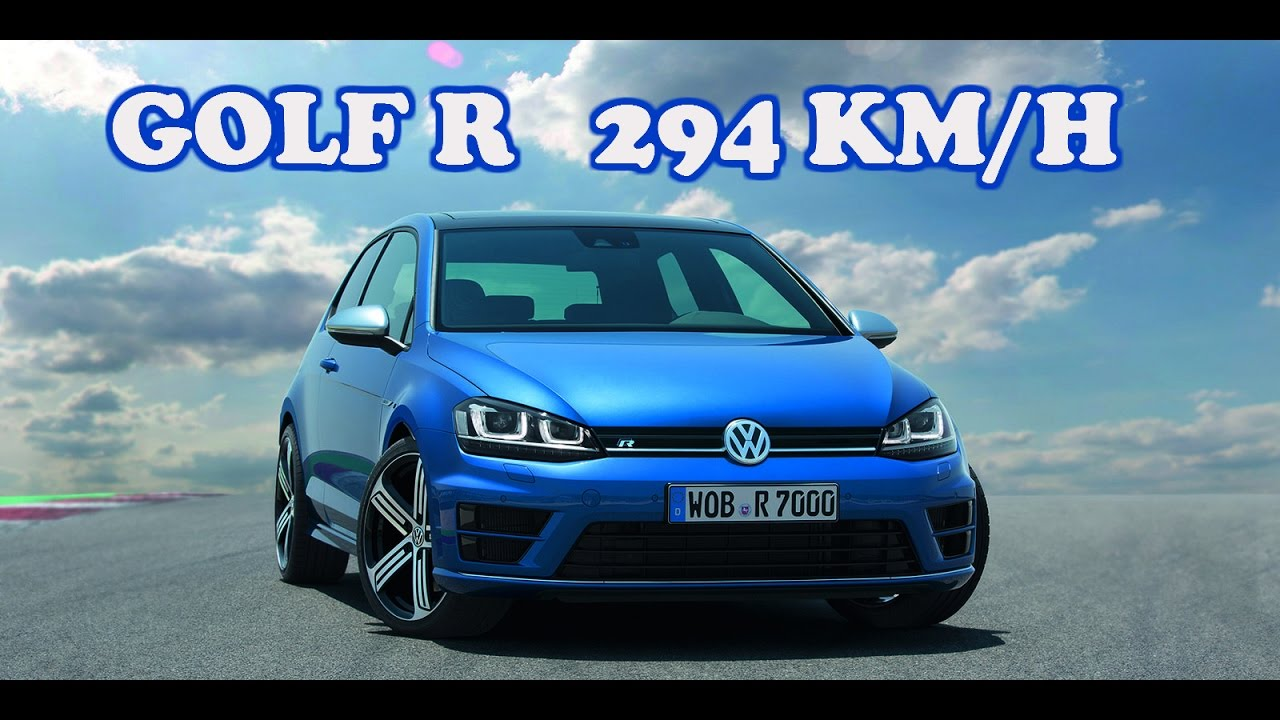 vw golf r 2017 1st drive 290 hp 0 60 mph 5 3 sec top speed 294 km h youtube. Black Bedroom Furniture Sets. Home Design Ideas