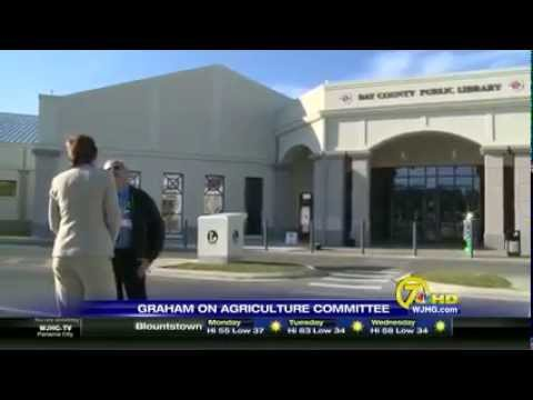 WJHG: Rep. Gwen Graham appointed to House Agriculture Committee