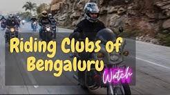 Bangalore Biking Clubs and Team xBHP Meet
