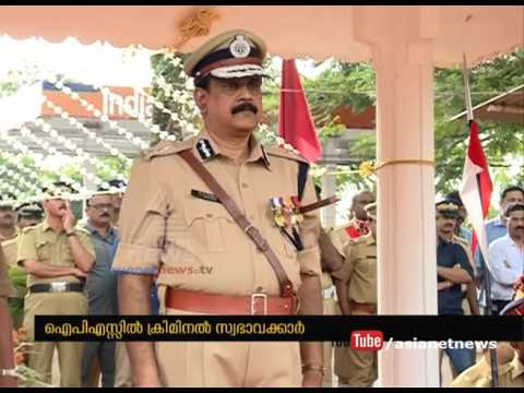 There are criminals in police, says Kerala DGP Senkumar in farewell speech