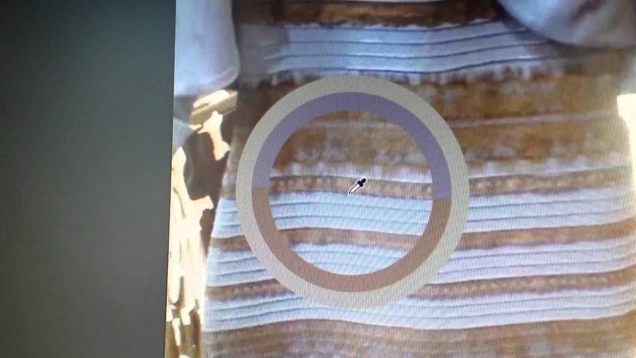 Di che colore  il vestito Mistero risolto  YouTube