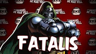 DR. FATALIS - Les chroniques de Mar Vell #27