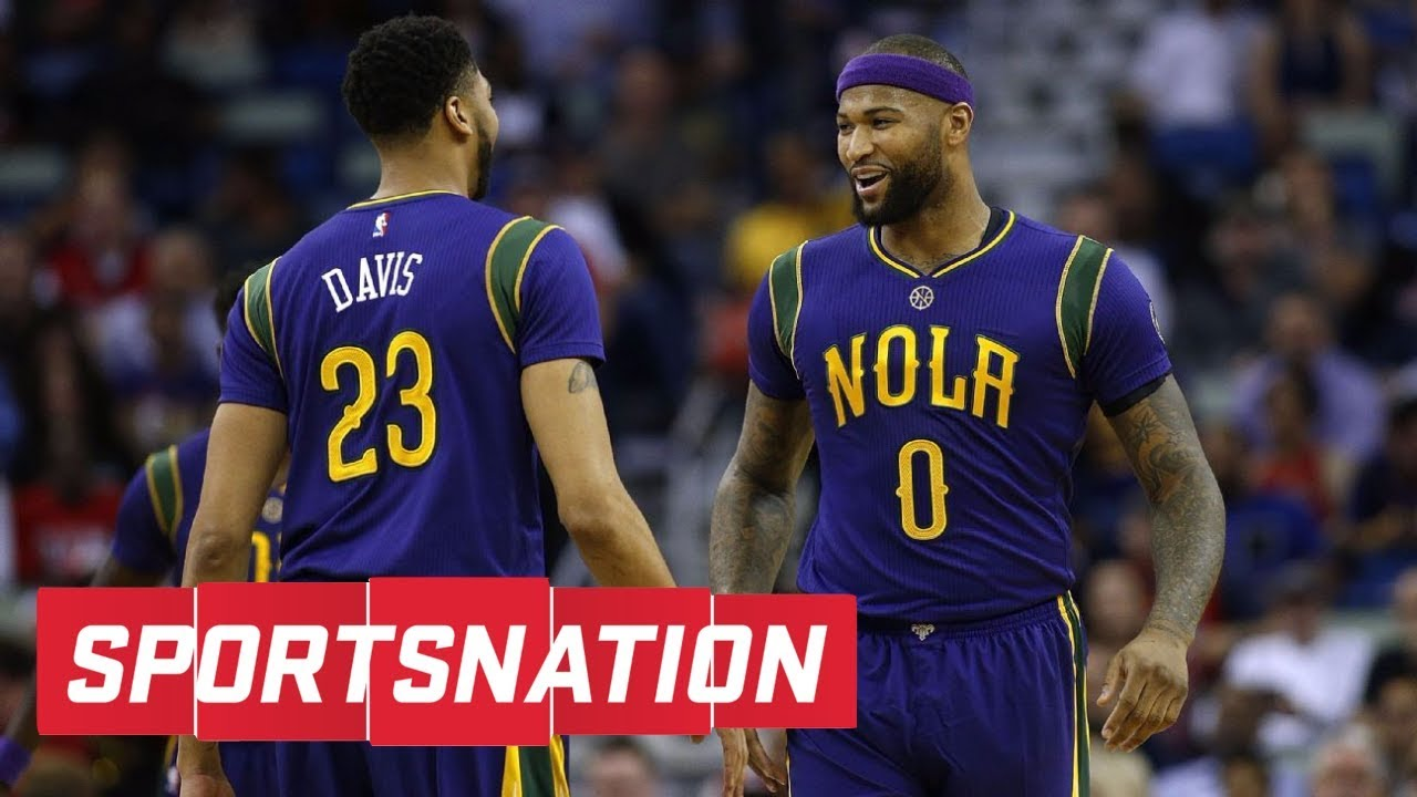 2ad57b5a6 Can Anthony Davis And DeMarcus Cousins Lead Pelicans To Playoffs ...