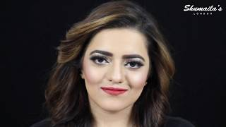 Party Makeup Look | Shumaila