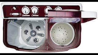 LG 7.5 kg Semi-Automatic Top Loading Washing Machine Best Price buy Amazon