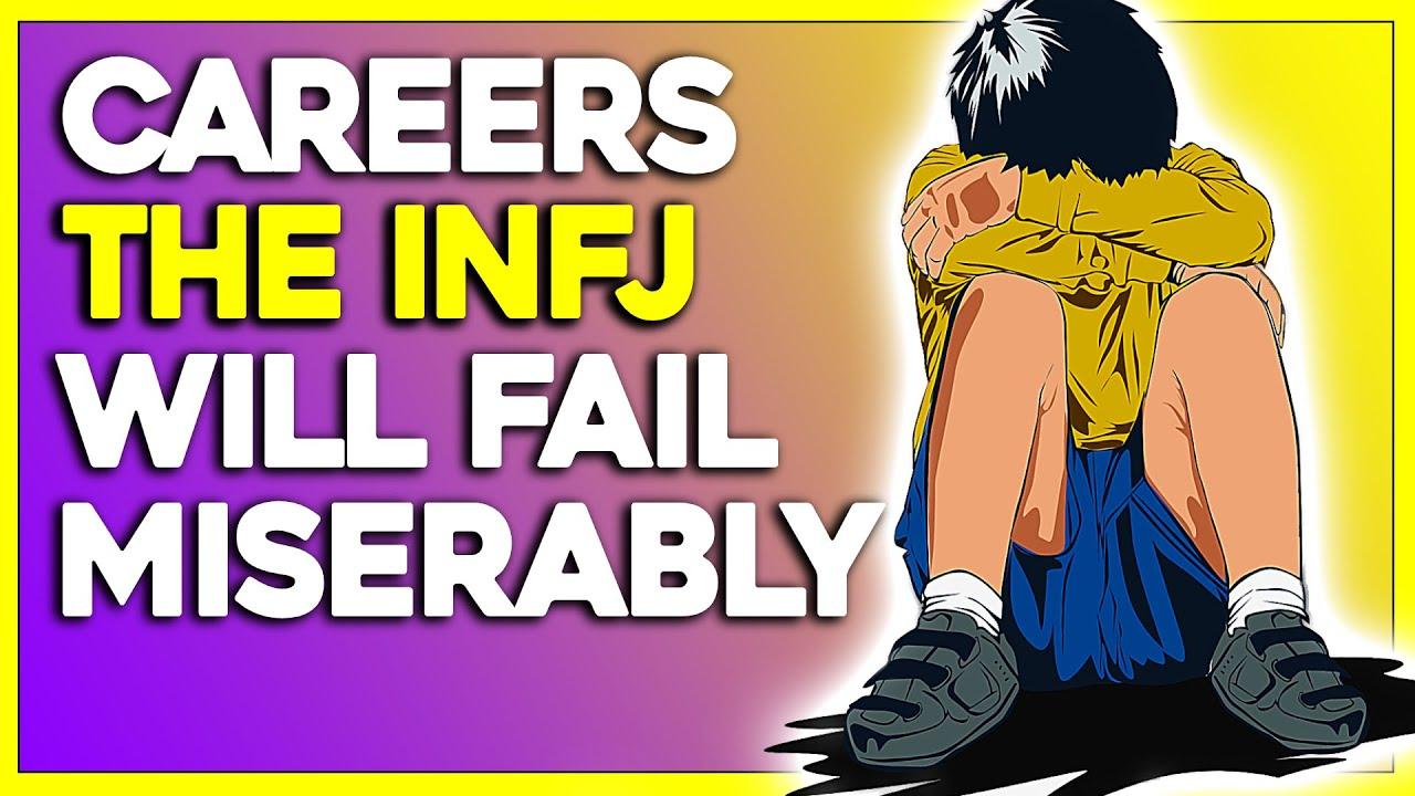 10 Careers The INFJ Will Fail Miserably