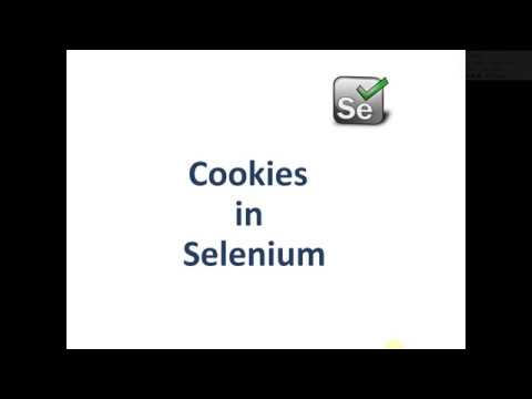 How To Handle Cookies In Selenium Webdriver | Delete Cookies | Java