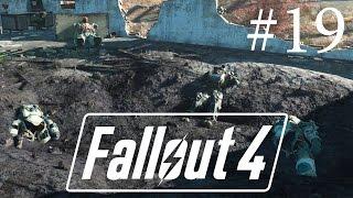 Пропавший патруль. Паладин Брэндис Fallout 4