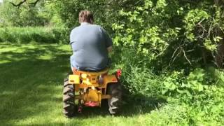 Haban Mower Deck - YT