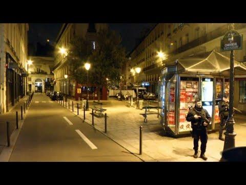 Samedi 20h50, un homme attaque au couteau en plein Paris