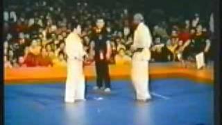 1st Place) Makoto Nakamura, 2nd) Keiji Sanpei, 3rd) Willie Williams...