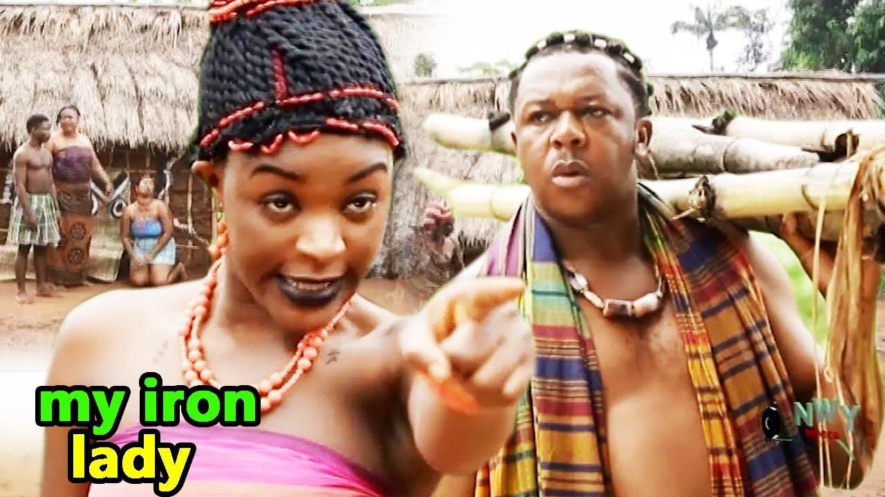 Download My Iron Lady Season 3 - Chacha Eke 2018 Latest Nigerian Nollywood Movie |Trending Movie | Full HD