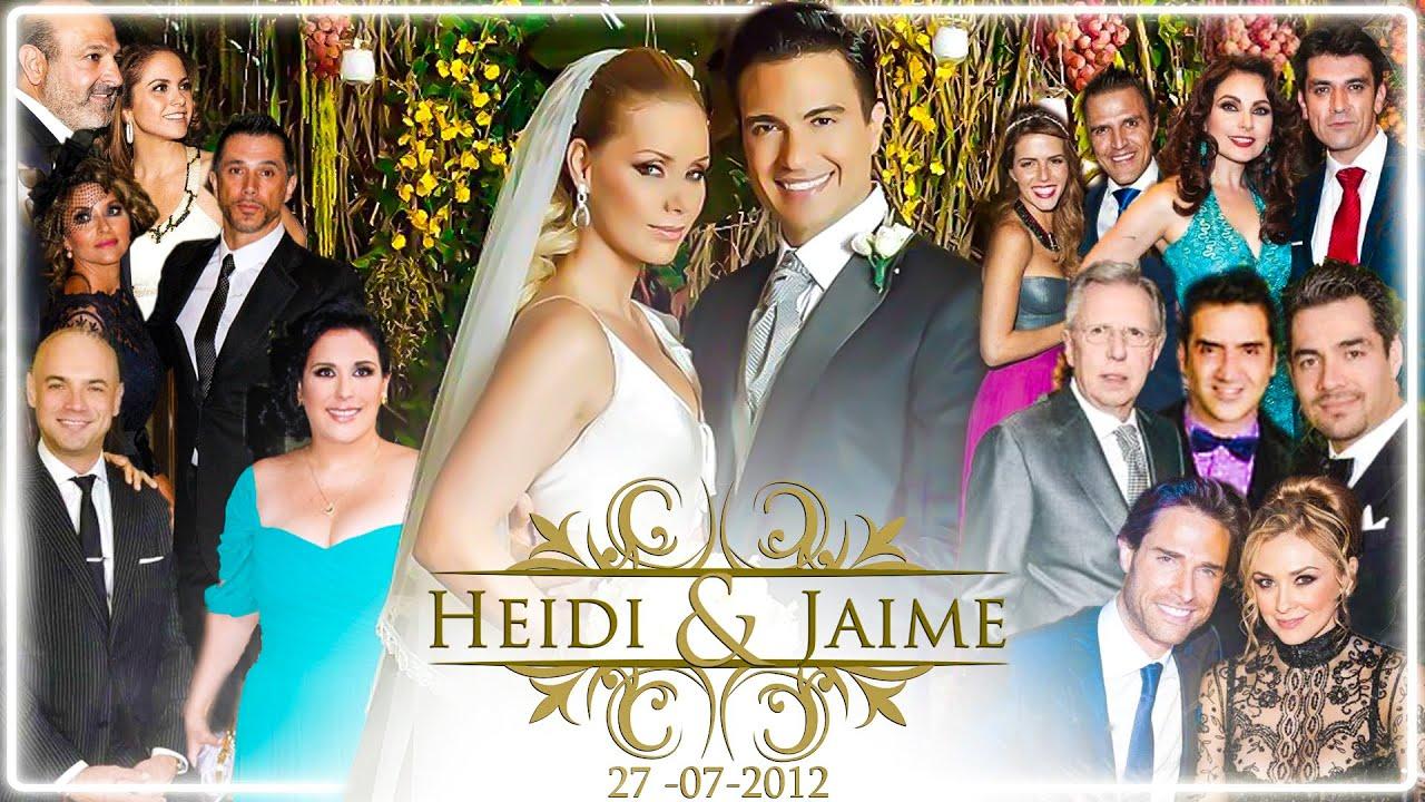 Bienvenidos a mi boda! | Welcome to my wedding! | Jaime Camil