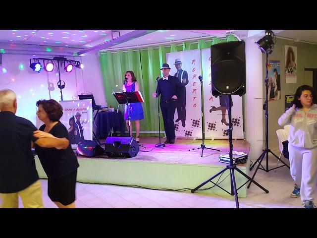 Grande Festa al C.S. Gabelletta - Cinzia canta