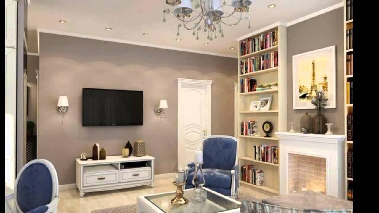 Wohnzimmer Ideen. Wohnzimmer Wandgestaltung. Wohnzimmer