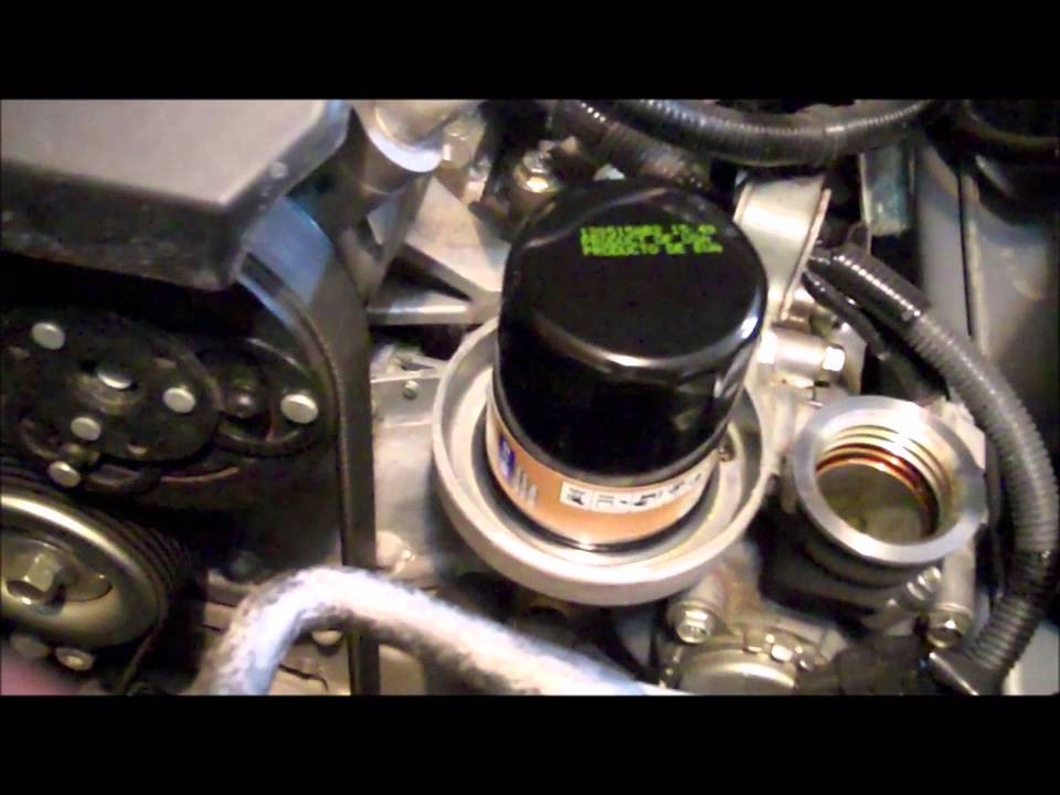 2014 Subaru Crosstrek Oil Change - YouTube