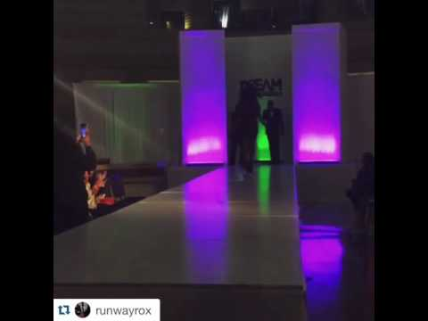 "Clip from ""DREAM"" Runway Fashion Show 6th Edition DETROIT, MI"
