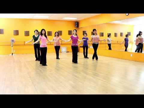 Little Bit Of Everything - Line Dance (Dance & Teach in English & 中文)
