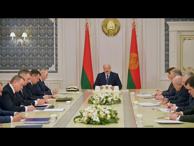 Совещание по нефти у Лукашенко. Поставки из России, цены, логистика и диверсификация