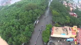 Bird's-eye view of flooded areas in Chennai: Exclusive video | News7 Tamil