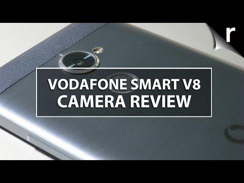 Vodafone Smart V8 Camera Review: A bit shaky
