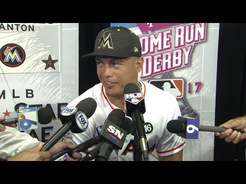 Stanton on HR Derby: A lot of swings, have a good formula when tired