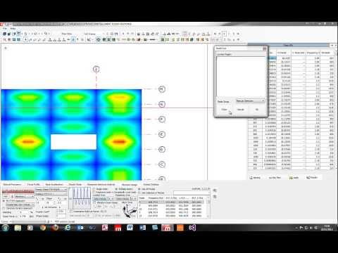 MasterFrame Dynamic Vibration And Seismic Design
