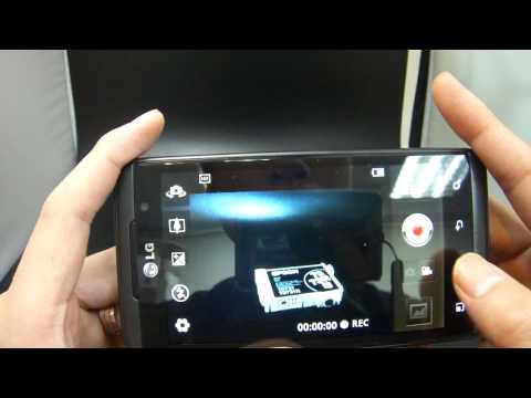 LG Optimus 3D LG-P920 test 3