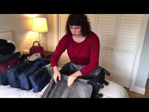 Packing a carry-on for winter Travel in Europe!