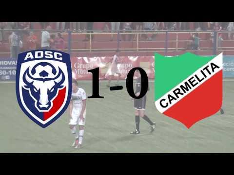 San Carlos 1-0 Carmelita