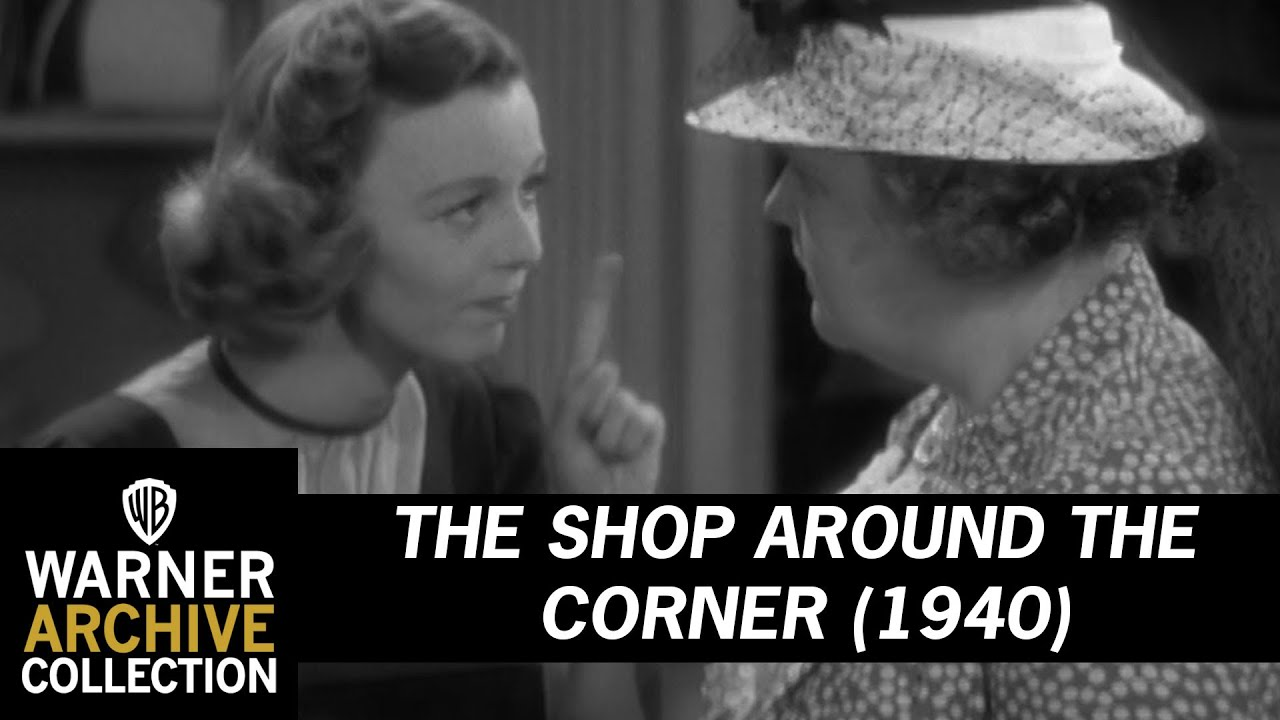 Image result for the shop around the corner 1940