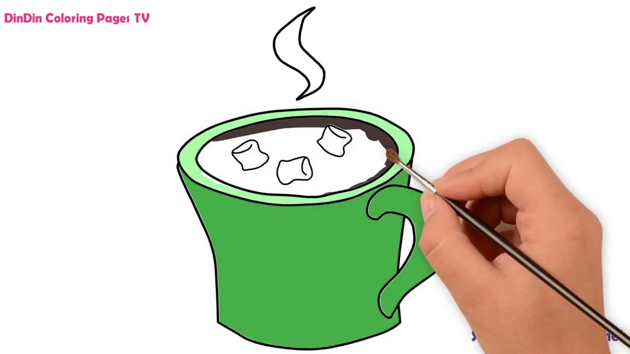 malvorlage kaffeebecher  coloring and malvorlagan