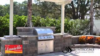 Danielle Fence & Outdoor Living | Summerset Sizzler Grills