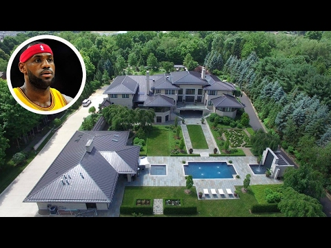 10 of the Most Luxurious NBA Player Homes