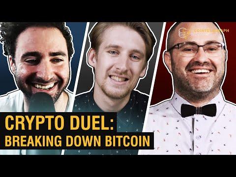 Crypto Duel: Breaking Down Bitcoin   Eric Crown & Mati Greenspan