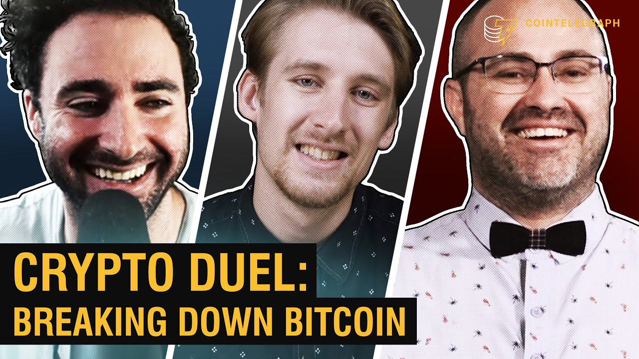 Crypto Duel: Breaking Down Bitcoin | Erik Crown & Mati Greenspan