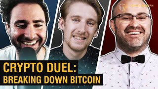 Crypto Duel: Breaking Down Bitcoin | Eric Crown & Mati Greenspan
