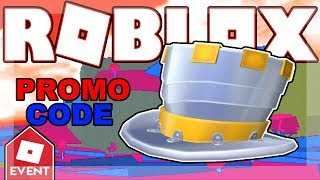 [EVENT CODE 2018!] HOW TO GET THE FULL METAL TOPHAT | Roblox
