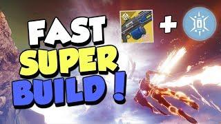 15 SECOND SUPER BUILD! Enhanced Heavy Lifting [Destiny 2 Forsaken]