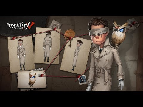Identity V Seer Deduction Star Skin Youtube