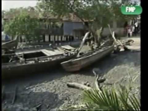 Rentetan Kejadian Tsunami Di Aceh, Indonesia (2004) - 01a