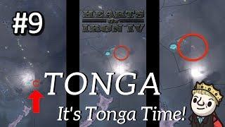 HoI4 - Modern Day - TONGA TIME! - Part 9