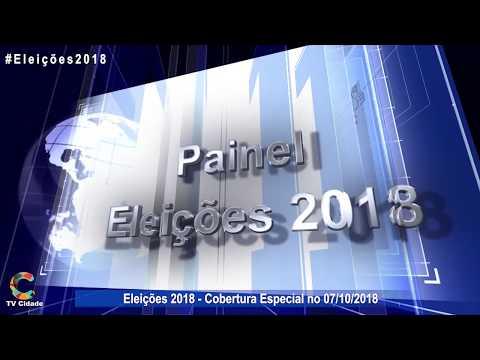 Cobertura Eleições 2018 na TV Cidade Farroupilha RS