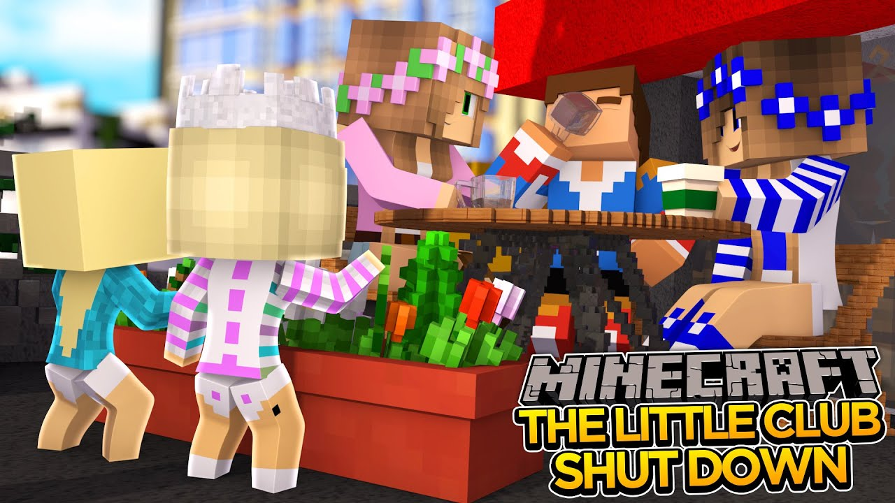 Minecraft little carly adventures shutting down the little - The little club ...