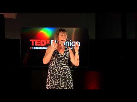 La mère dans tous ses états -- comment j'ai transformé mon burn-out | Laetitia Autret | TEDxRéunion