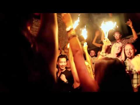 DJ COBRA - ROXBURY HOLLYWOOD 2011