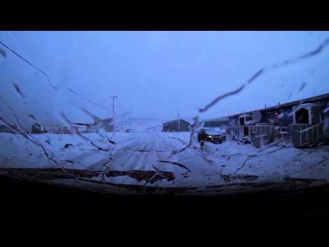 Snow - Iqaluit - Nunavut